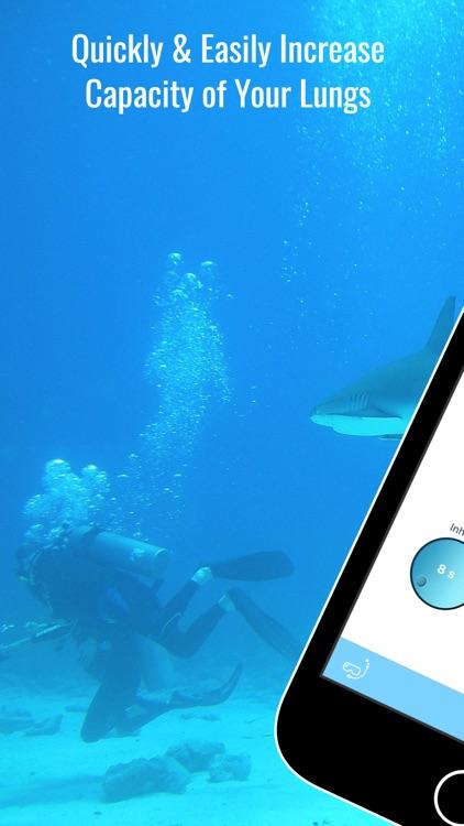 Apnea Deep Sea Breathing & Pranayama Diving Coach
