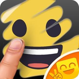 Scratch & Guess The Emoji Quiz