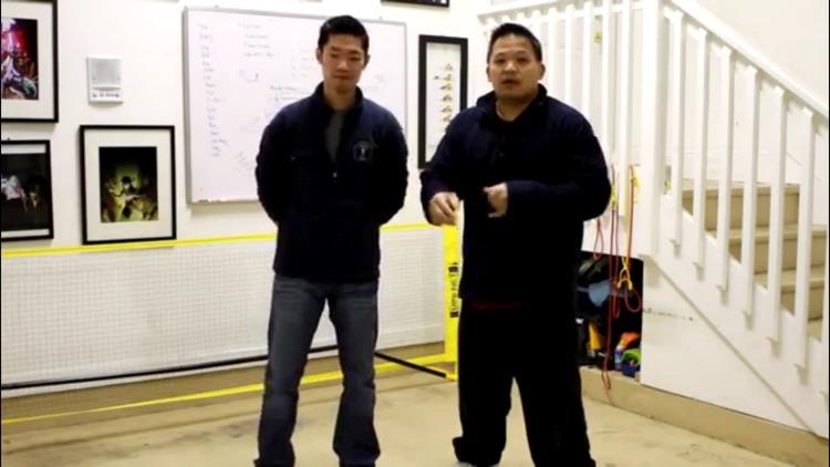 Wing Chun Master Class screenshot-3