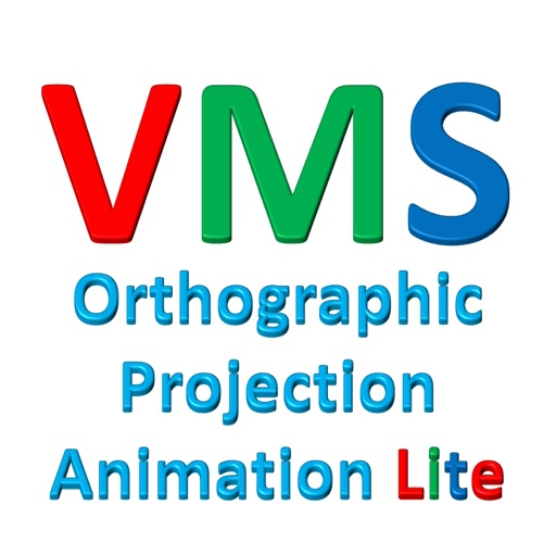 VMS - Orthographic Projection Animation Lite
