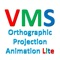 VMS (Visual Maths and Science) - Orthographic Projection Animation Lite is a lite (free) version of VMS - Orthographic Projection Animation