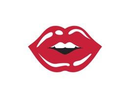 Beautiful Lips Sticker Pack