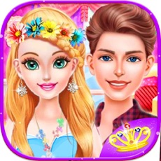 Activities of Princess Garden Wedding - Makeover Games
