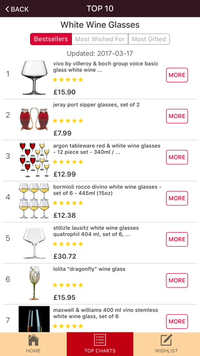 Wine Outlet screenshot four