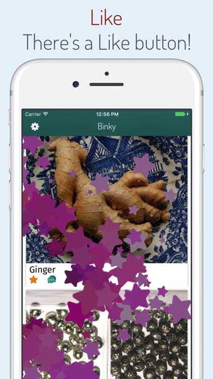 Binky - Satisfy your phone cravings