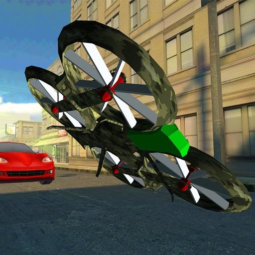 Drone Racing League Simulator 2017