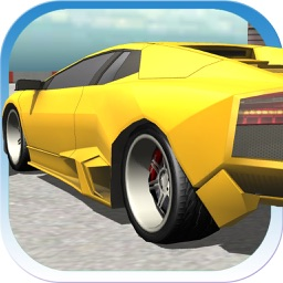 Super Car Racing City