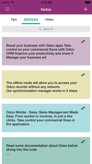 MyOdoo on the App Store