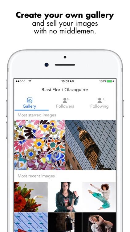 AGORA images: Sell your photos screenshot-3