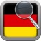 """""""German Dictionaries"""" (with advanced WebBrowser) is an offline multi-languages dictionary dedicated to German or to people who is studying German"""
