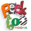 Peekaboo Moona: いない、いない、ばあ - iPhoneアプリ