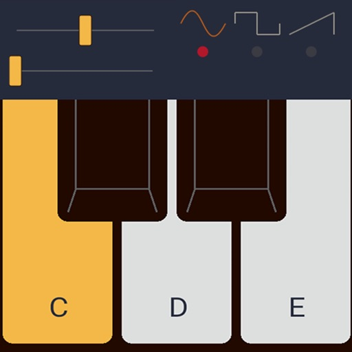 Sonic Synth : FM synthesizer