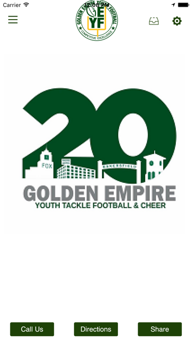 Golden Empire Youth Football & Cheer