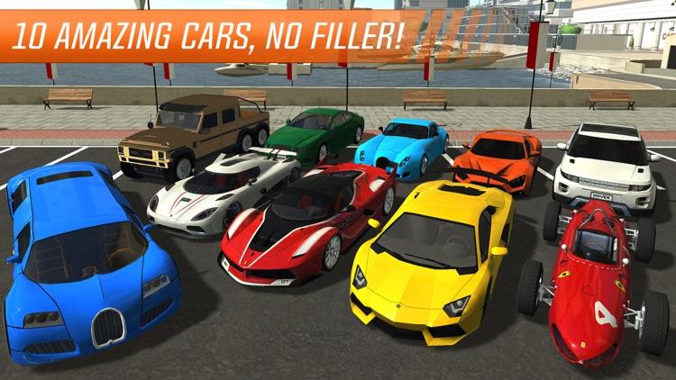 Sports Car Test Driver: Monaco Trials screenshot-3