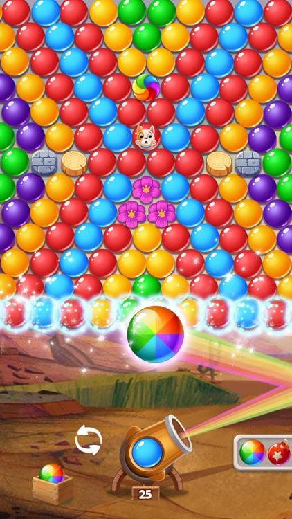 Bubble Shooter Move