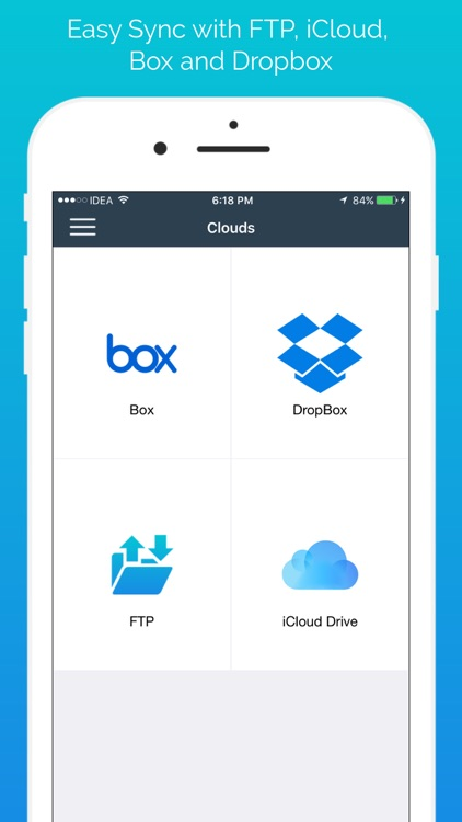 File Manager PRO - Documents, Cloud & PDF Reader screenshot-3