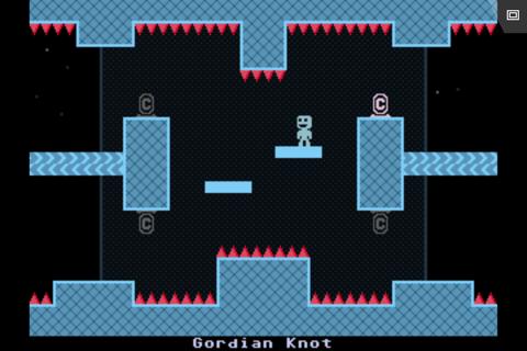 VVVVVV screenshot 1