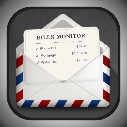 Bills Monitor Pro - Bill Manager & Reminder