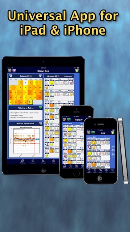 Chronic Pain Tracker screenshot-4