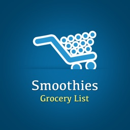 Smoothies Grocery List: A perfect green drinks foods shopping list for weight watchers programs and green smoothies recipes