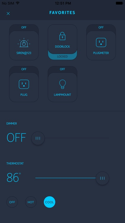 Nokia Smart Home screenshot-1