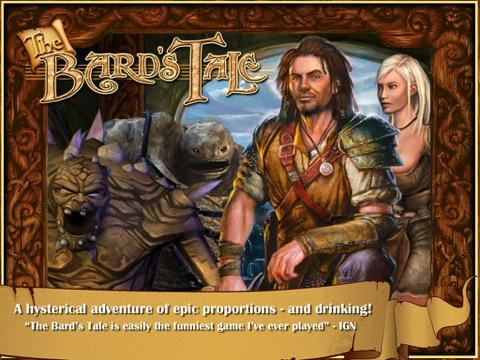 Скриншот из The Bard s Tale