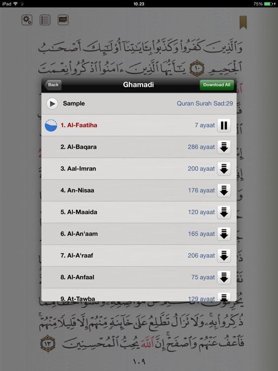 Complete Quran screenshot-4