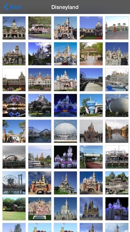 Offline Travel Guide for Disney Land screenshot-4