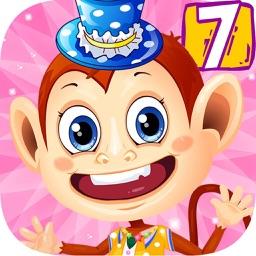 逗小猴开心系列7之丛林探险