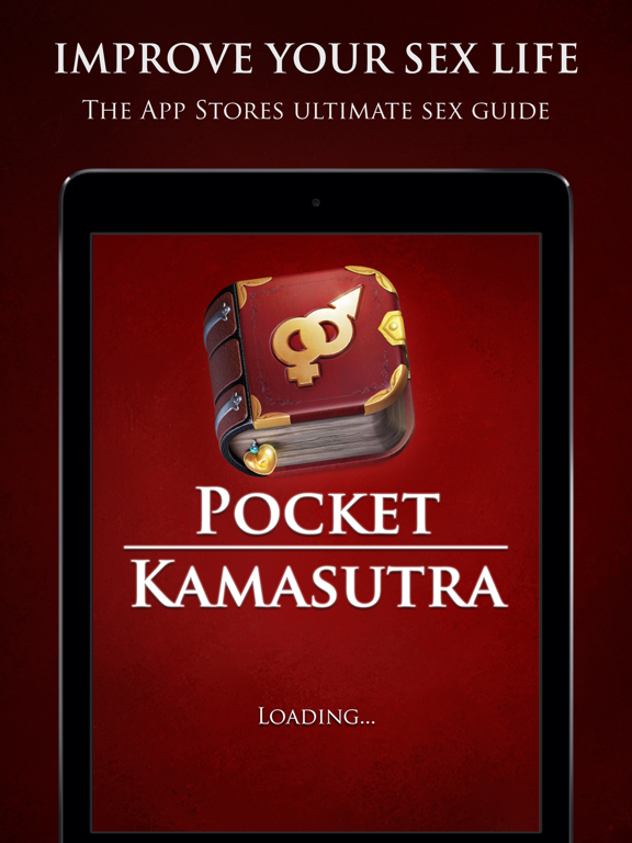Pocket Kamasutra - Sex Positions from the Kama Sutra and Love Guide Lite screenshot