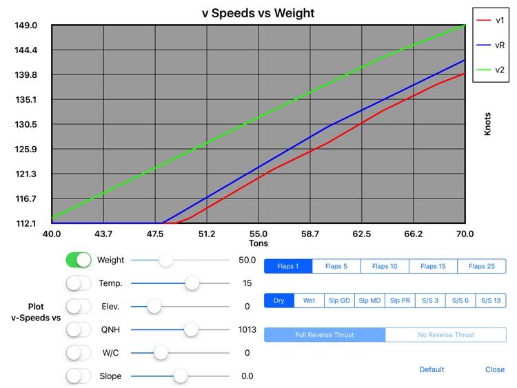 Takeoff Analysis screenshot-3