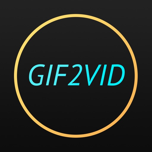 GIF 2 Video - Convert GIF to Video