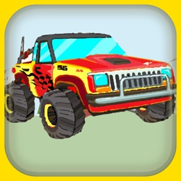 Monster Truck Madness - Truck Racing Games