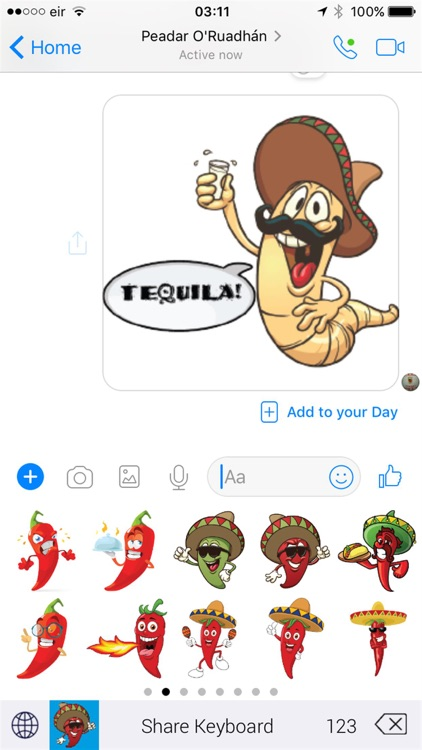 MexMoji Fiesta screenshot-3