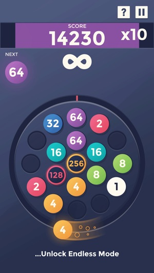 Laps Fuse: Puzzle with Numbers Screenshot