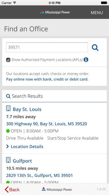 Mississippi Power Mobile screenshot-4