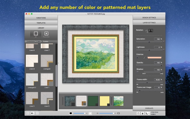 ImageFramer on the Mac App Store