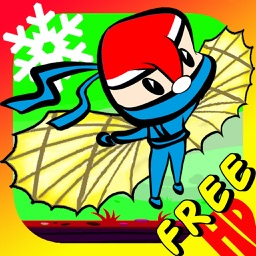 A Flappy Ninja Vs Creepy Flying Skulls at Christmas! - HDFree