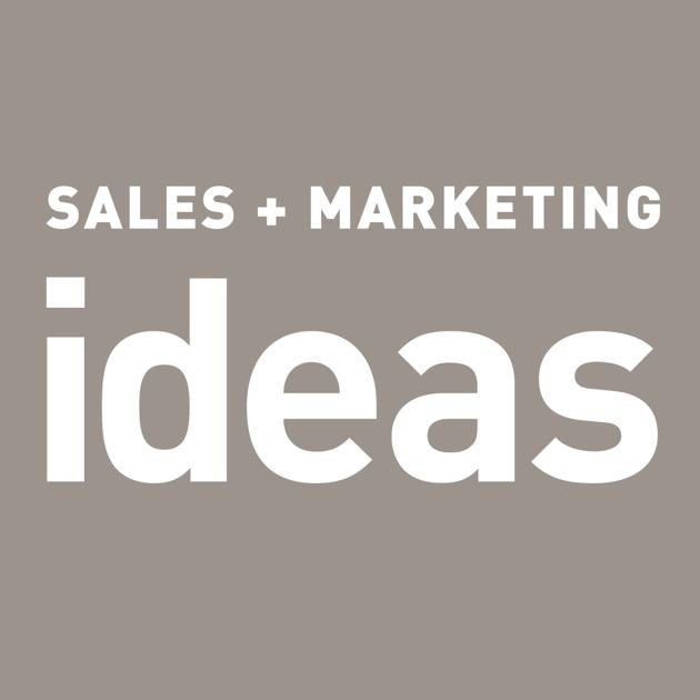 Marketing Sales: Sales + Marketing Ideas (SMI) Magazine On The App Store