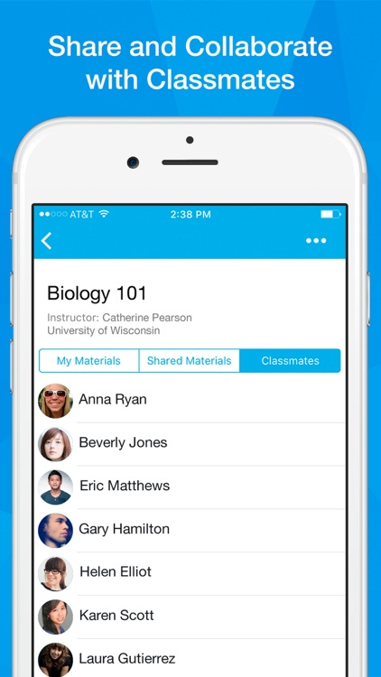 StudyBlue - Online Flashcards and Study Guide App app image