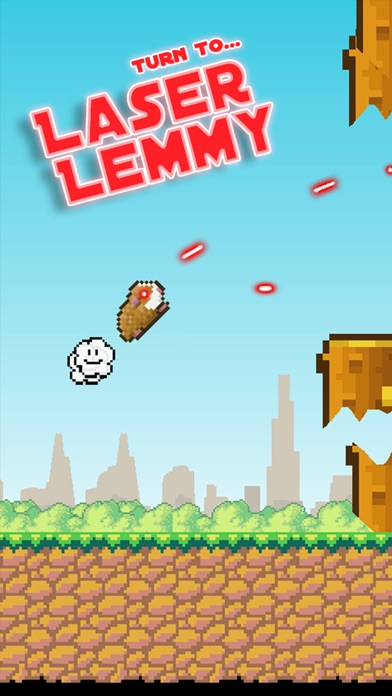 Flappy Hamster screenshot four