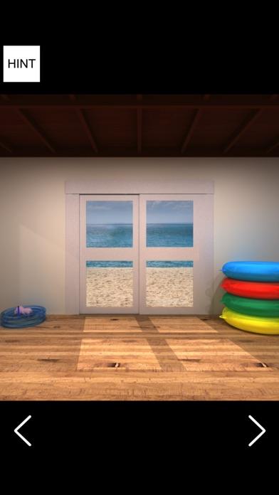 脱出ゲーム 海の家から脱出 謎解き脱出ゲーム紹介画像1