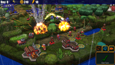 Epic Little War Gameのおすすめ画像4