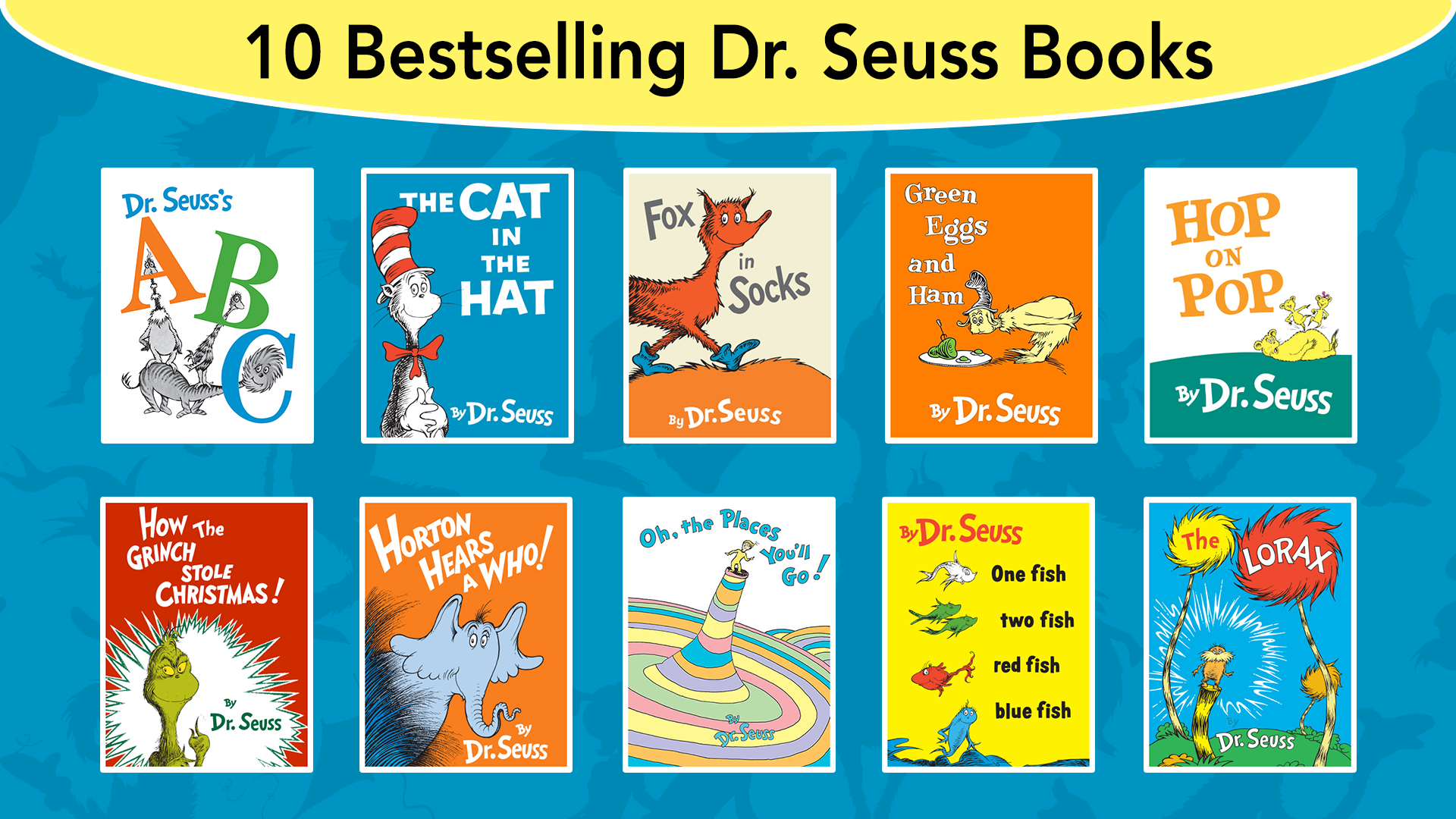 Dr. Seuss – Read to Me screenshot 1