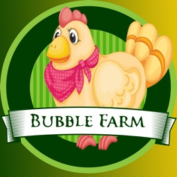 Bubble Farm: kid farm game of funny animal sounds
