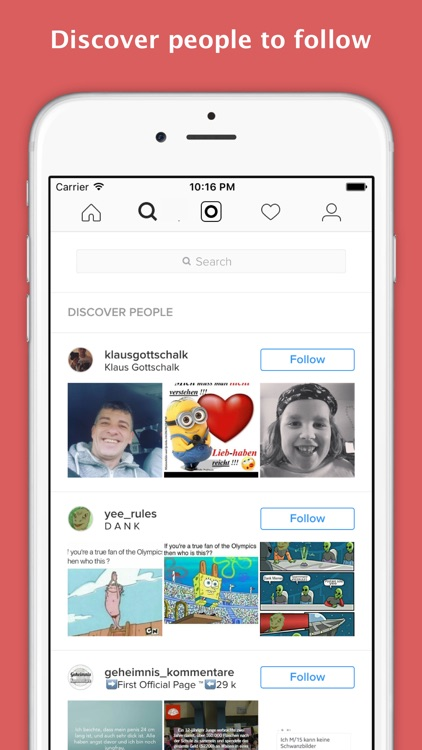 InsPad - Instagram for iPad screenshot-3
