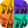 Редактор фото поп-арт - цветные эффекты