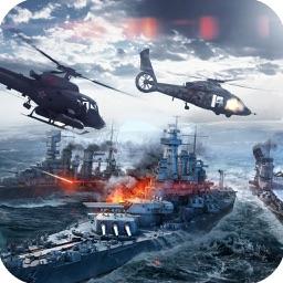 Modern Gunship Battle : Navy Warfare Strike