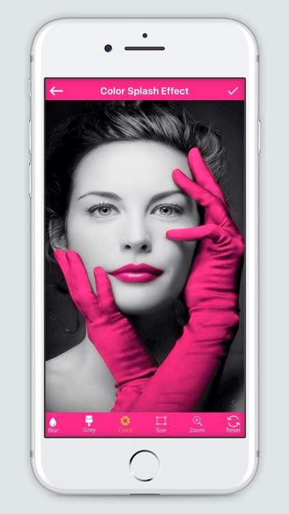 Color Splash - Colour Touch Effects