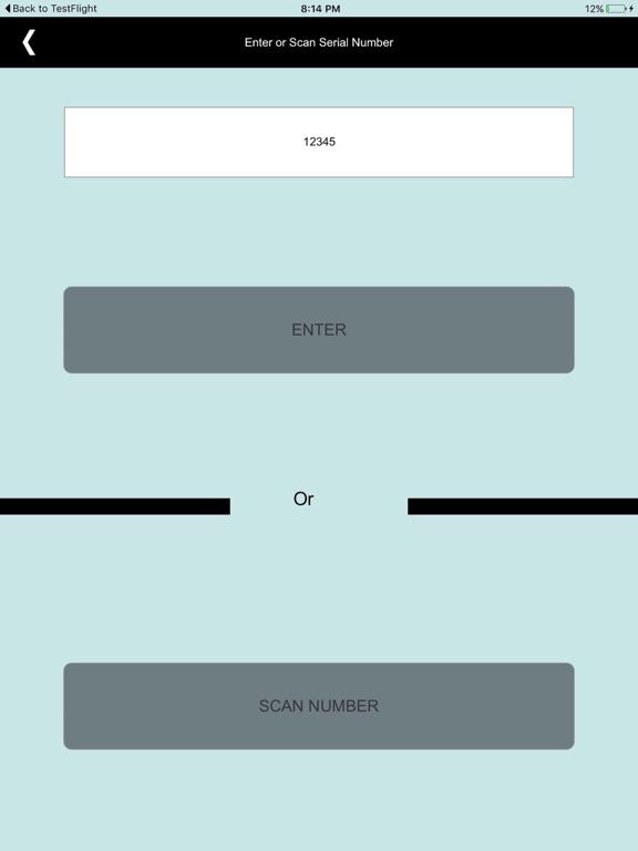 Packaging Assessment for iPad screenshot four